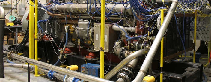 large engines