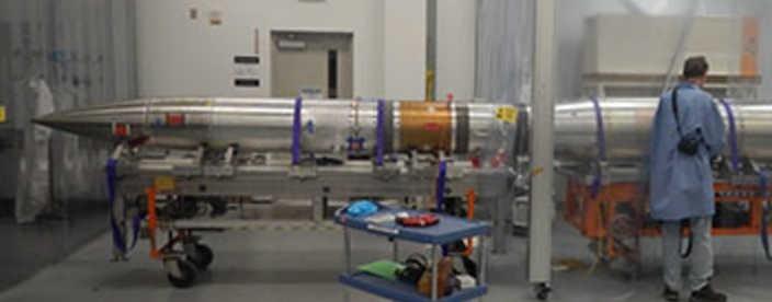 Image: Rapid Acquisition Imaging Spectrograph (RAISE)