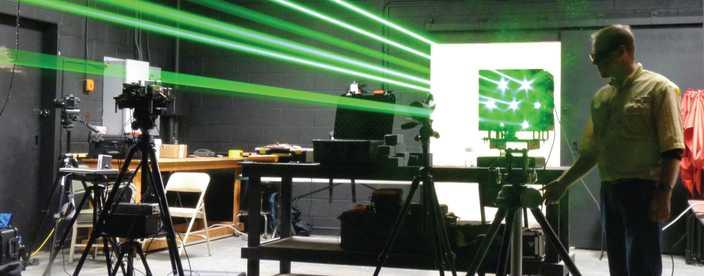 Lasers, Optics & Electro-Optics