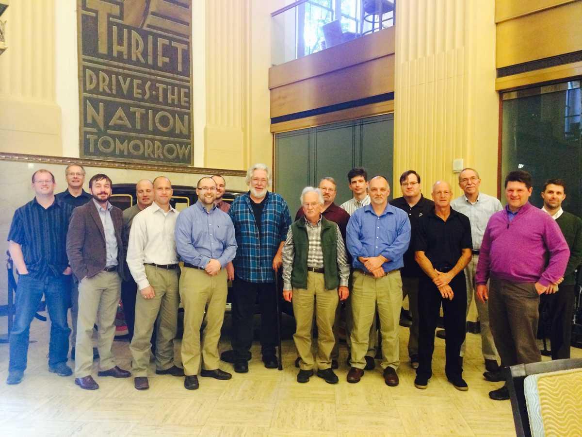 Photo of NPSS Consortium members