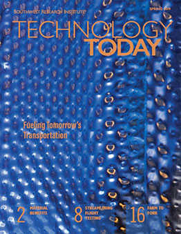 Technology Today Spring 2019 cover