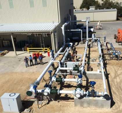 image of Field testing facility at SwRI