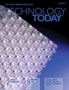 Technology Today Fall 2019 cover