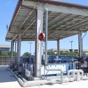 Gas-Lift Test Facility