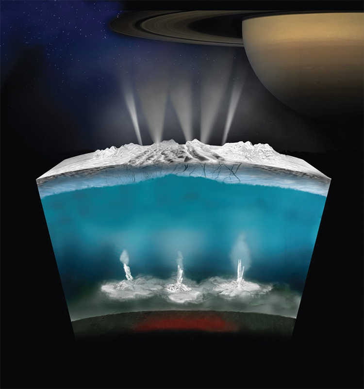 artist rendering of plant cross section showing subsurface ocean