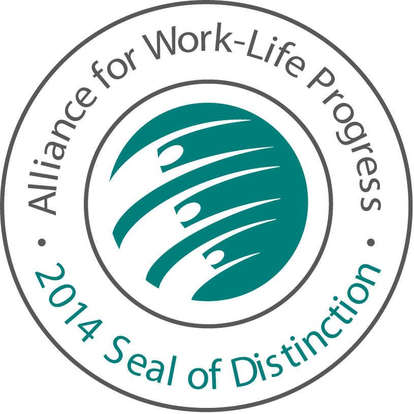 AWLP 2014 Seal of Distinction