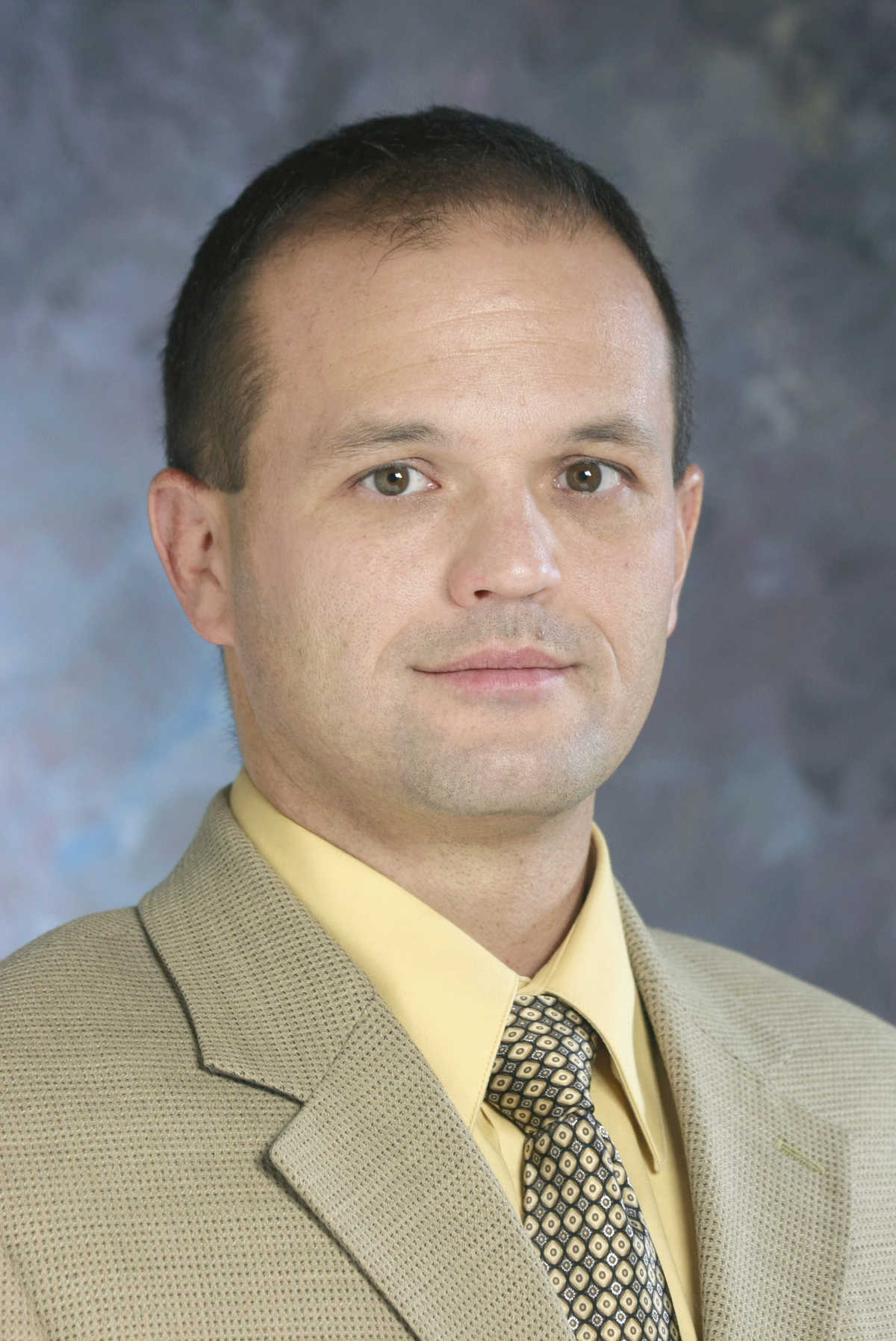 Photo of Dr. Terry Alger