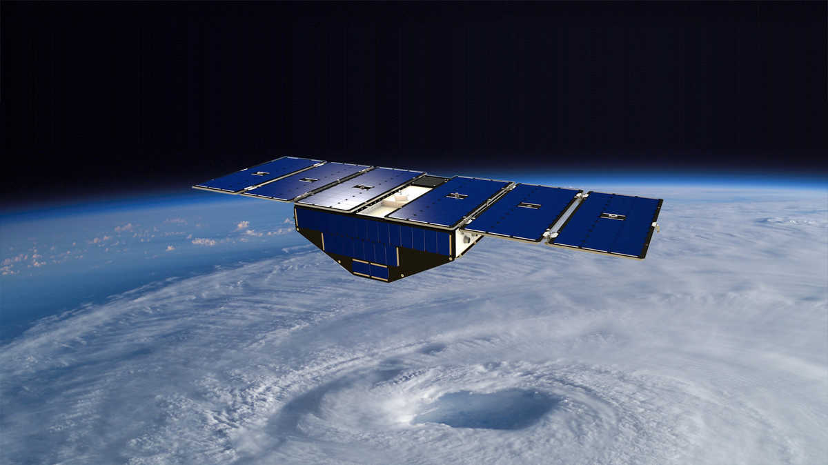 NASA's Cyclone Global Navigation Satellite System (CYGNSS)