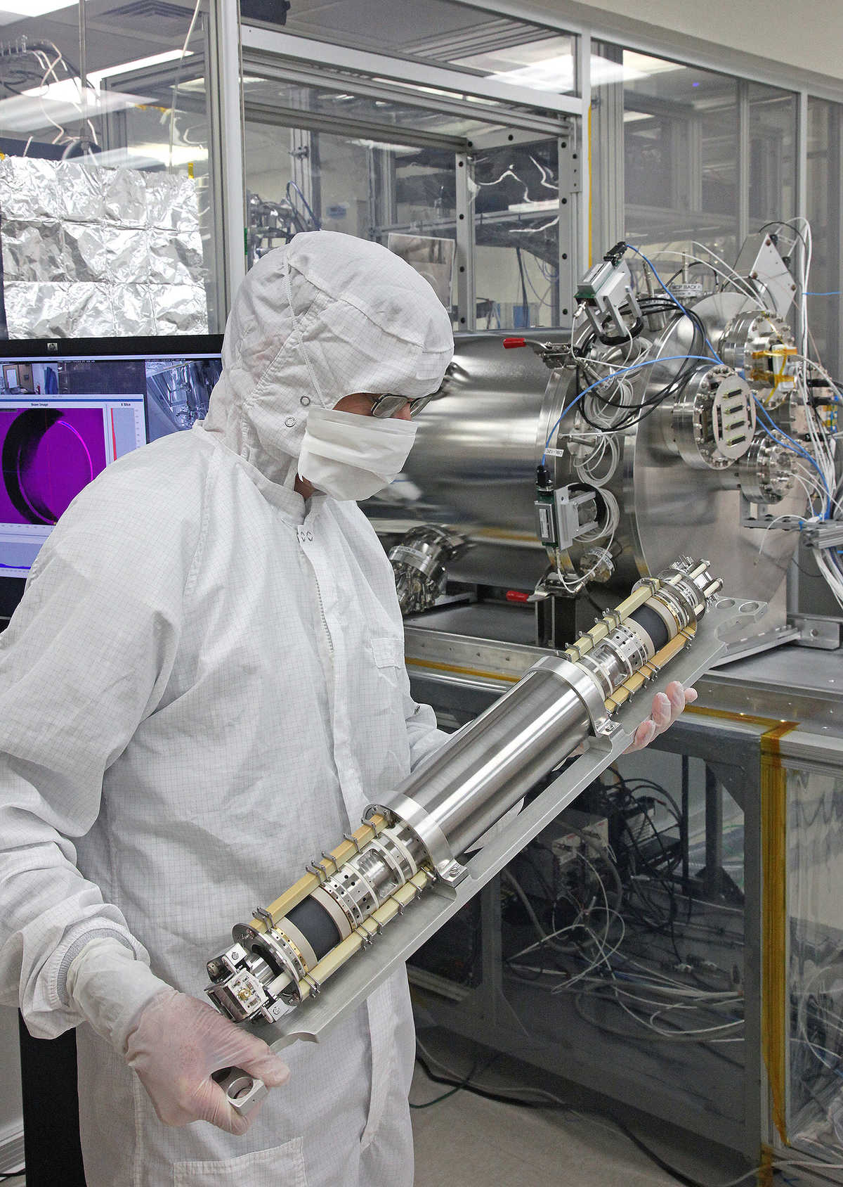 Southwest Research Institute's MAss Spectrometer for Planetary EXploration (MASPEX)
