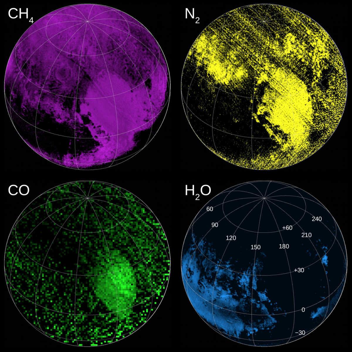 Ralph Instrument Pluto Maps
