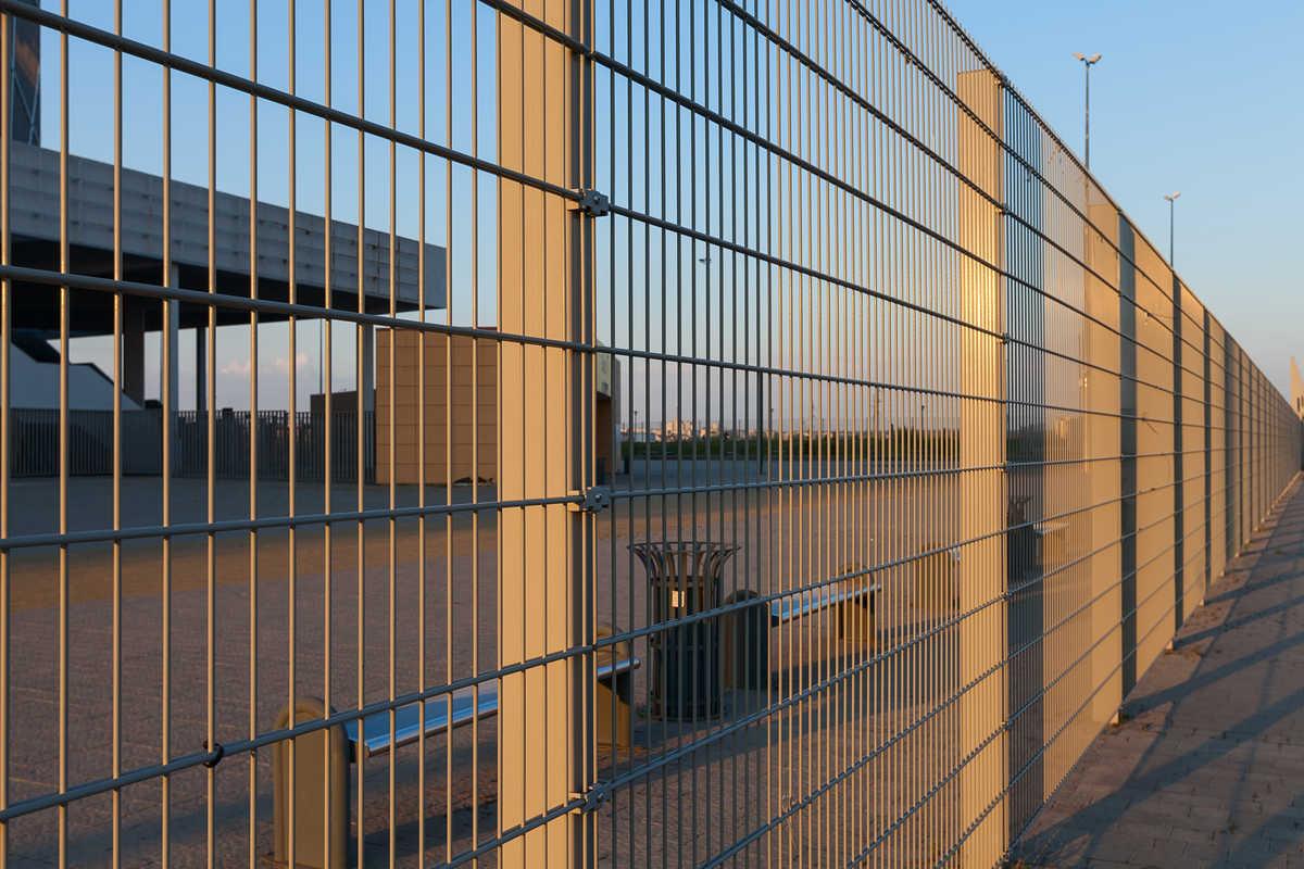 Perimeter barrier ASTM F2656