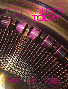 Technology Today Summer 2019 cover