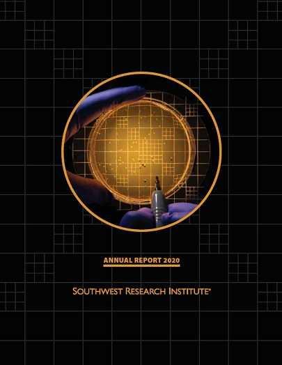 SwRI 2020 Annual Report
