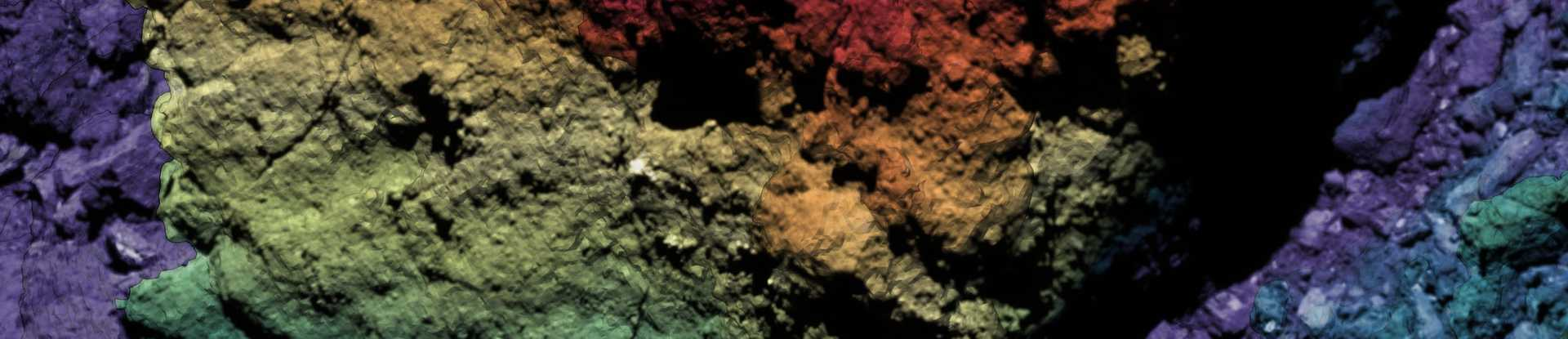 Press Release-SwRI scientist studies tiny craters on Bennu boulders to understand asteroid's age