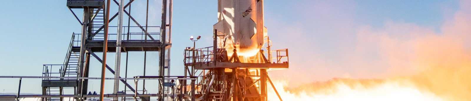 Press Release-SwRI tests liquid acquisition device aboard Blue Origin's New Shepherd rocket
