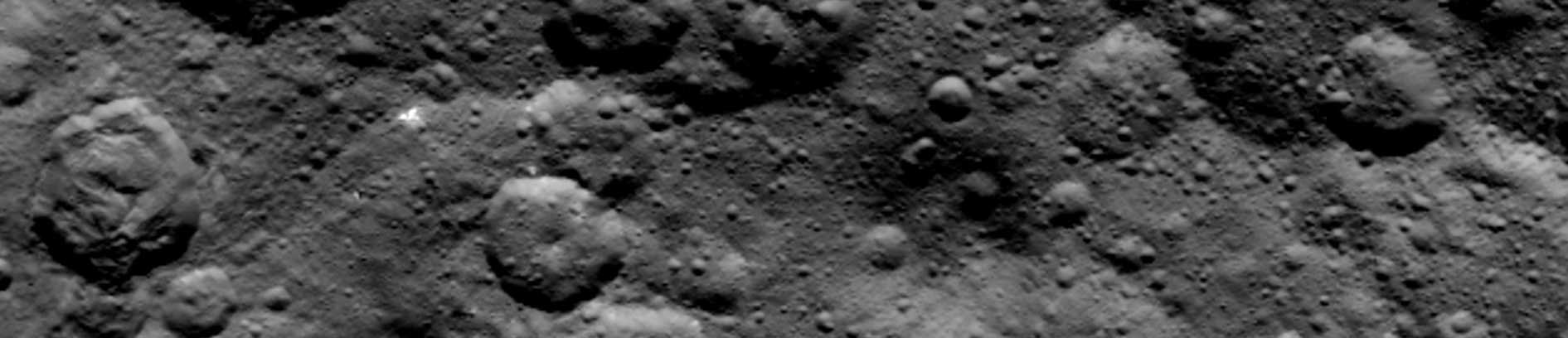 Press release - SwRI-led team finds evidence for carbon-rich surface on Ceres