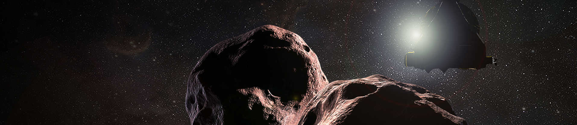 Press Release-New Horizons offers first view of Ultima Thule