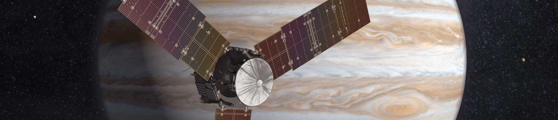 Technology Today Podcast-SwRI's Dr. Scott Bolton discusses leading NASA's Juno mission and exploring Jupiter