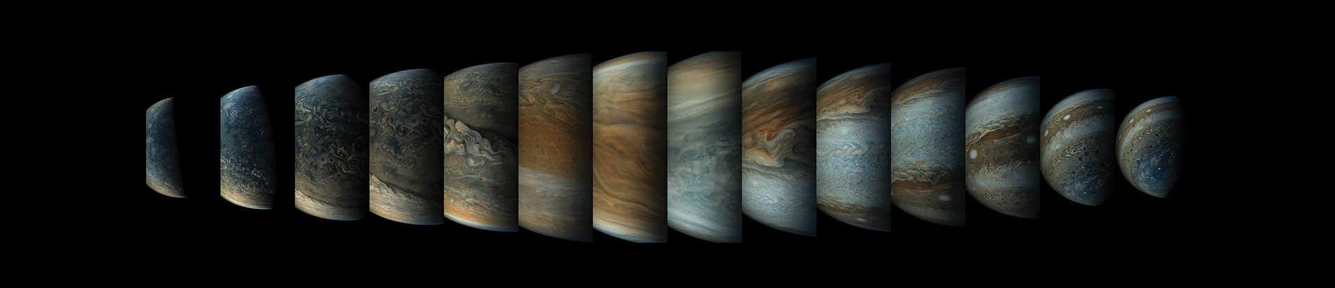 Jupiter montage