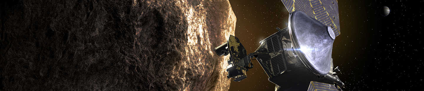 Press Release-SwRI-led Lucy mission one step closer to the Trojan asteroids