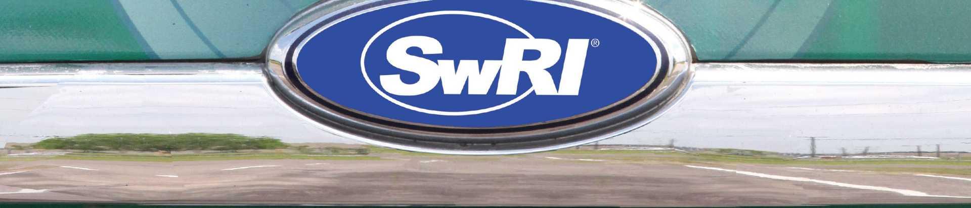 Rear section of MARTI, SwRI autonomous SUV