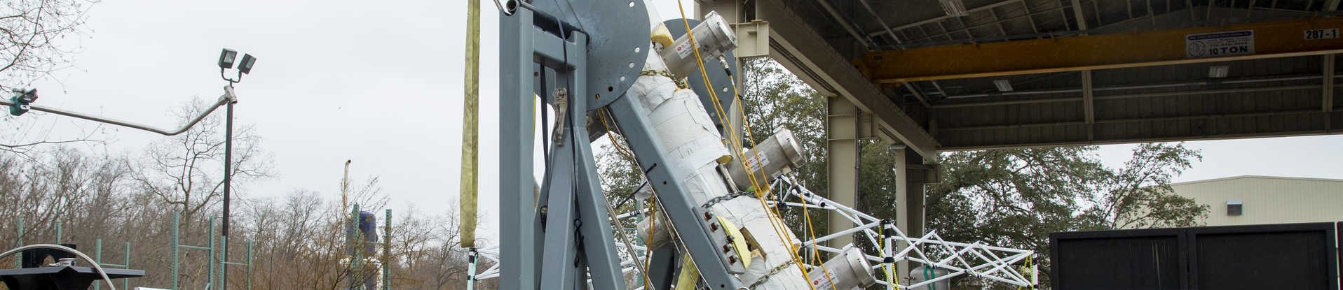 Press Release-SwRI researchers test natural gas foam's ability to reduce water use in fracking