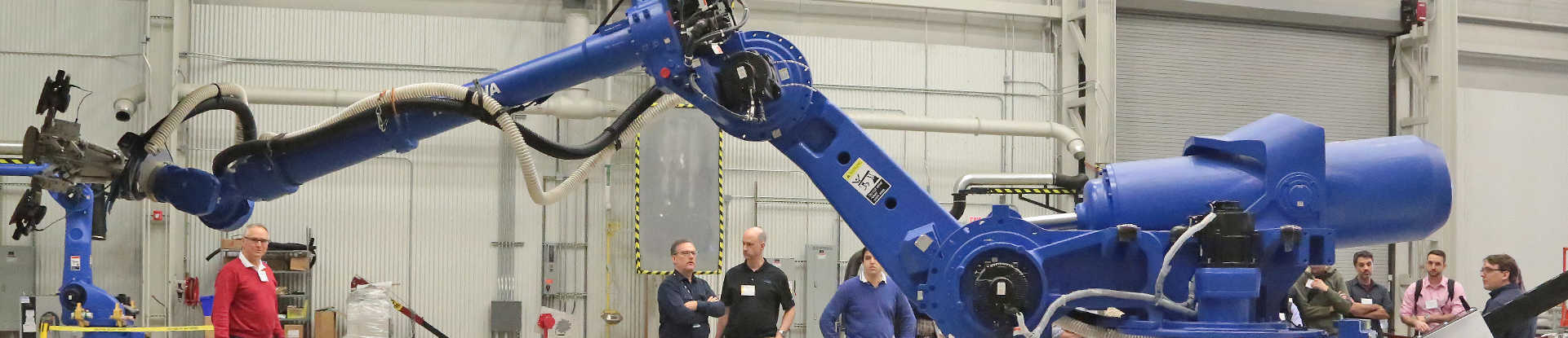 Podcast-Matt Robinson discusses robots in the real world on SwRI's new podcast