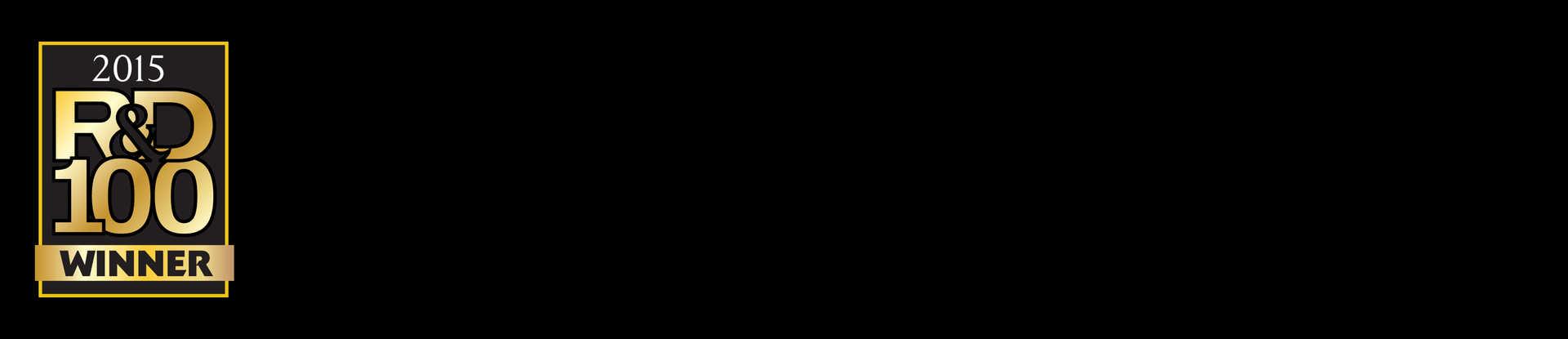 R&D 100 2015 Winner logo