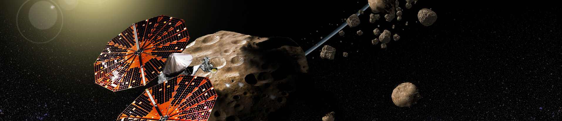 Press Release-SwRI-led mission to Jupiter's Trojan asteroids begins final preparations for launch
