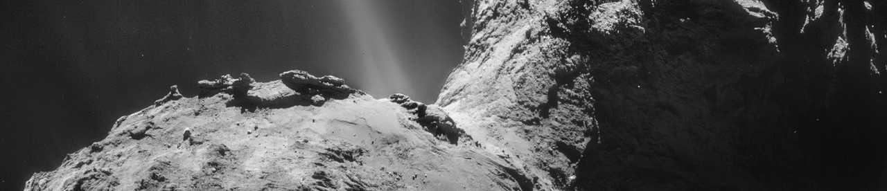Press Release-SwRI instruments aboard Rosetta help detect unexpected ultraviolet aurora at a comet