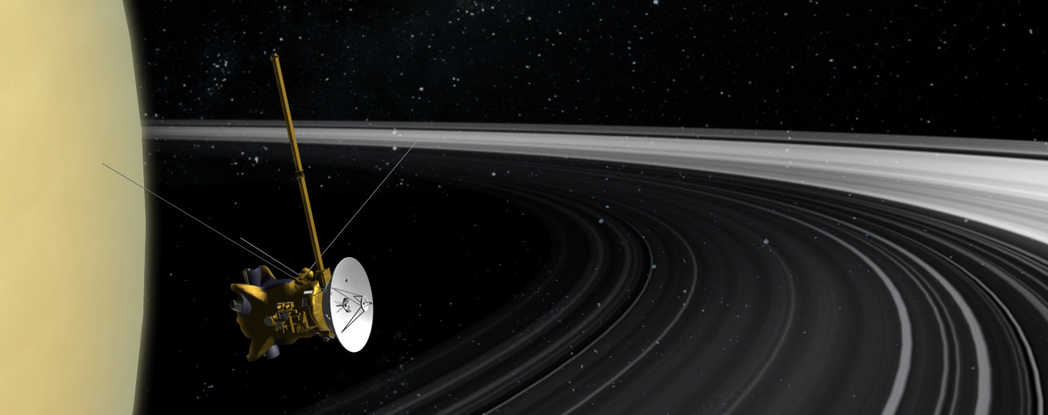 Press Room-New SwRI study argues that Saturn's rings are actually not young