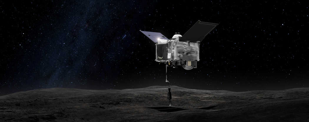 Press Release-SwRI-led team discovers surprisingly old surface on near-Earth asteroid