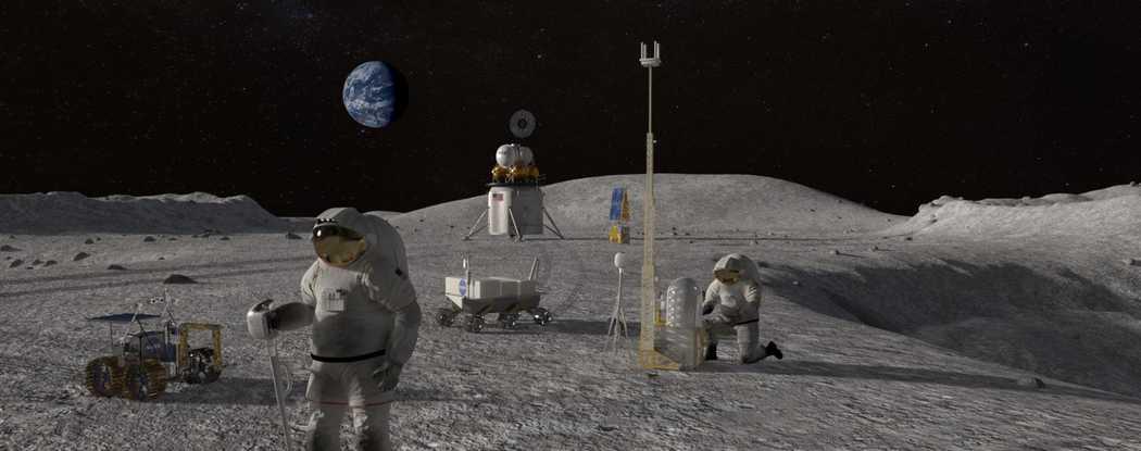Press Release-NASA awards SwRI $3 million to develop lunar LASVEGAS