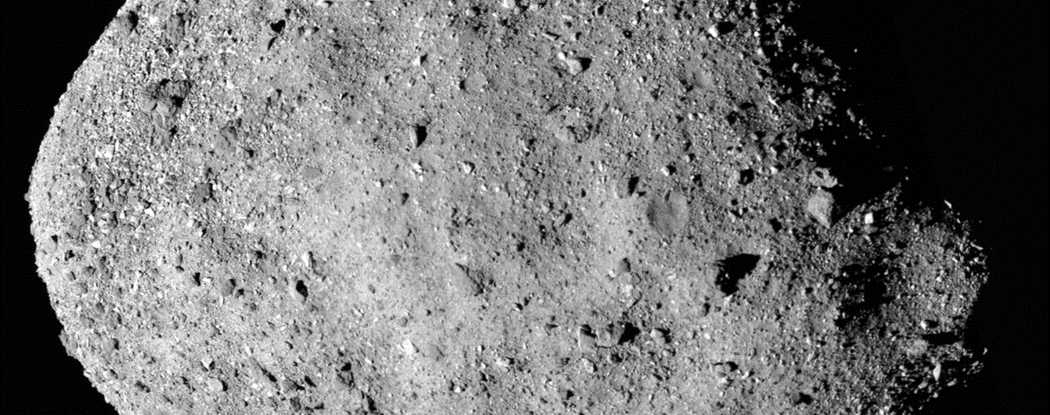 Press Release-SwRI-led team identifies water-bearing minerals on asteroid Bennu