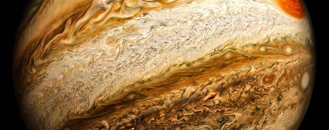 Press Release-NASA extends Juno mission to Jupiter