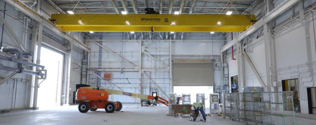 Press Release-SwRI completes construction on STEP Pilot Plant building