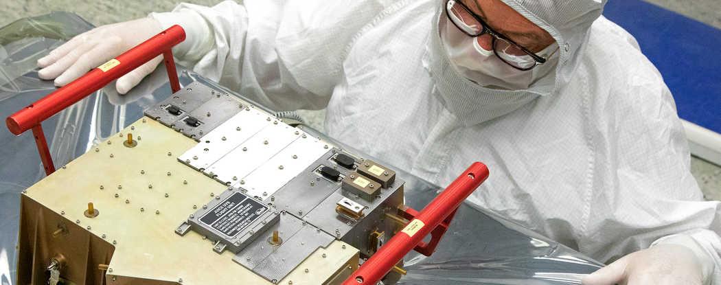 Press Release-SwRI delivers ultraviolet instrument for ESA's Jupiter mission