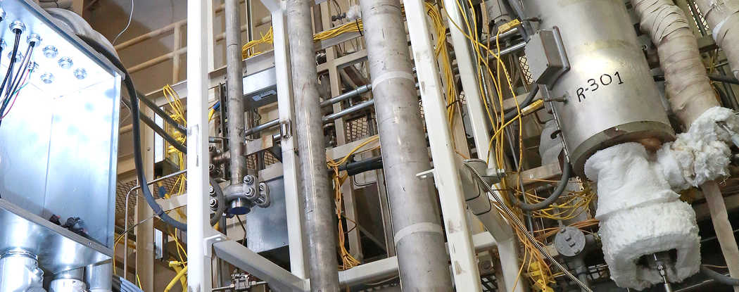 Press Release-SwRI expands fuel processing capabilities with new large-scale reactor