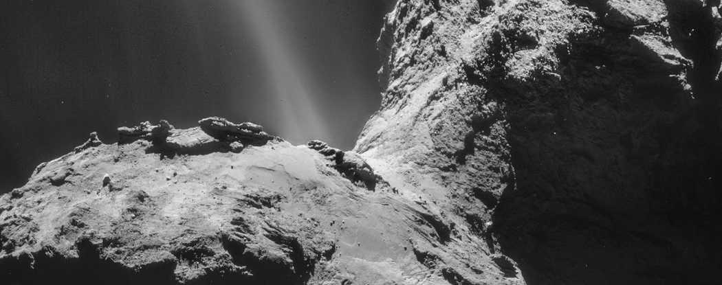 Press Release-SwRI instruments aboard Rosetta help detect unexpected ultraviolet aurora at a comet