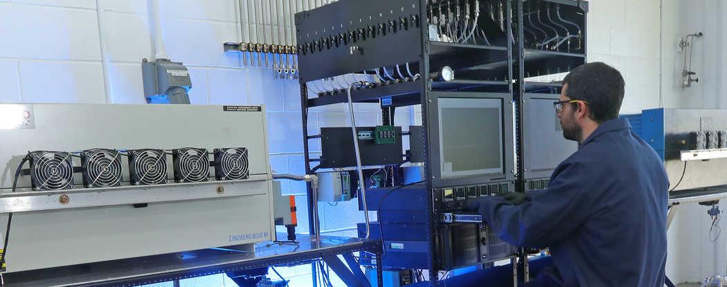 Press Release-SwRI opens new automotive Catalyst Technology Center