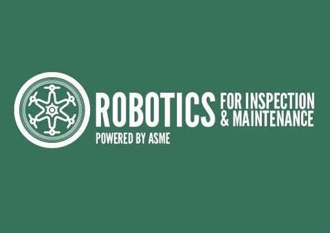 Go to ASME Robotics for Inspection and Maintenance event