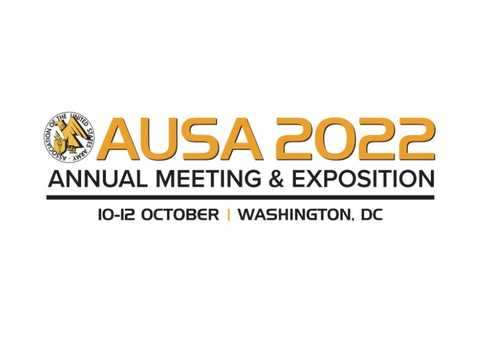 Association of the United States Army (AUSA) Annual Meeting and Exposition event logo