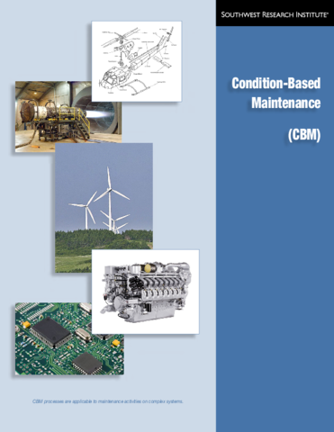Go to condition based maintenance flyer