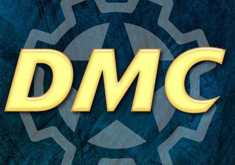 DMC event logo