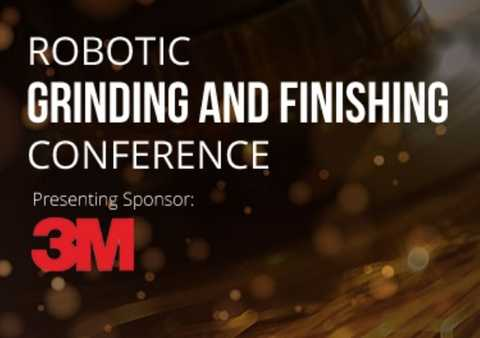 Go to RIA Robotic Grinding and Finishing Conference event