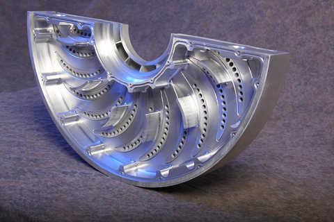 SwRI-designed compressor diaphragm