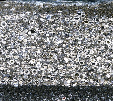 Monteville (MSL) spherule layer