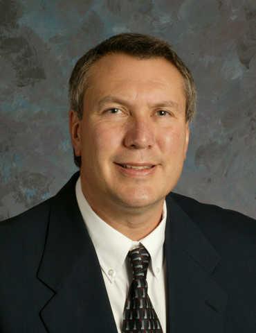 Dr. David J. McComas photo portrait