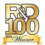 R&D 100 2014 logo