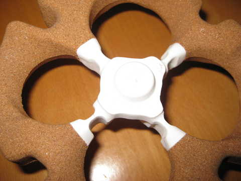 SwRI's Hybrid Ceramic-Sand Core Casting Technology